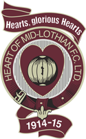 hearts 19-14-15 crest